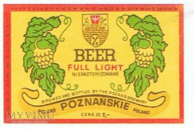 beer full light