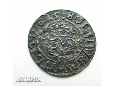 Szeląg mennica Wilno- 1625 r ciekawy