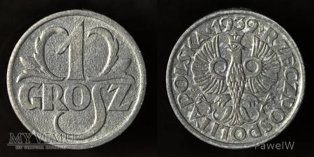 1939 1 gr Generalne Gubernatorstwo