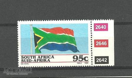 Vlag van Suid-Afrika