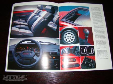 Prospekt Peugeot 205 GTi