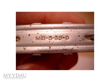 Łódka z do karabinu MAS - 7.5 x 54