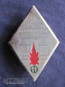 11e Regiment Etranger d'Infanterie