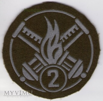 Oznaka specjalisty - służba uzbrojenia 2kl
