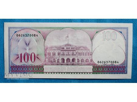 100 Guldenów 1985