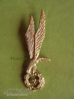 Odznaka skoczka spadochronowego złota