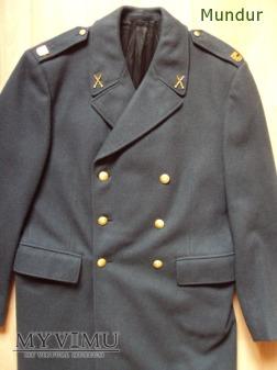 Kappa m/60 - płaszcz zimowy szeregowego