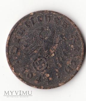 1 Reichspfennig 1944 A