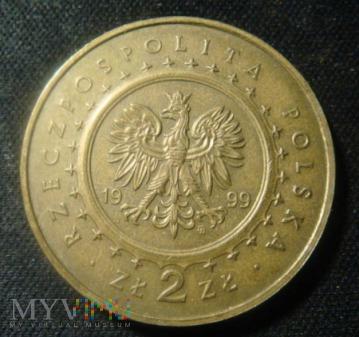 2 zł 1999 r. - Radzyń Podlaski