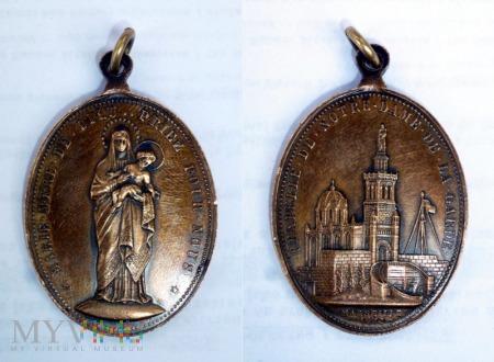 Francuski medal religijny