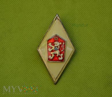 Odznaka Akademii Wojskowej w Brnie