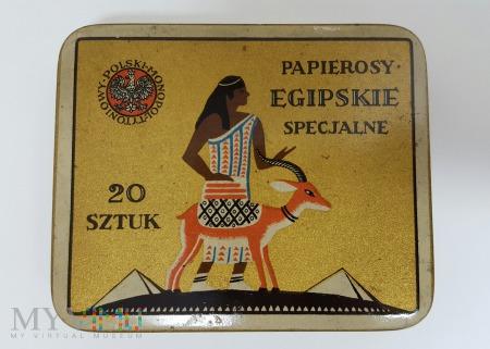 Papierosy EGIPSKIE SPECJALNE PMT