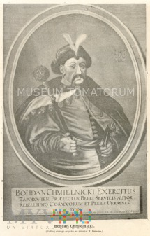 Chmielnicki Bohdan - hetman zaporoski