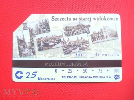 Karta magnetyczna 1127
