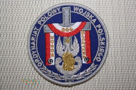 Duże zdjęcie Ordynariat Polowy WP.