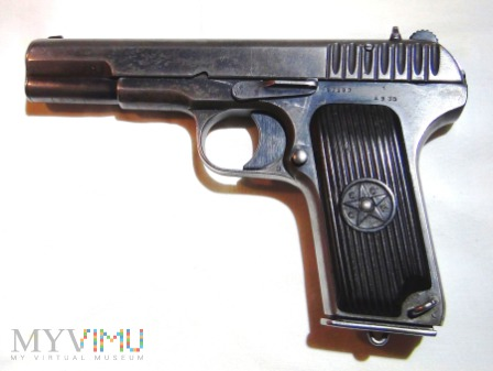 Duże zdjęcie Pistolet TT-30 (1935)