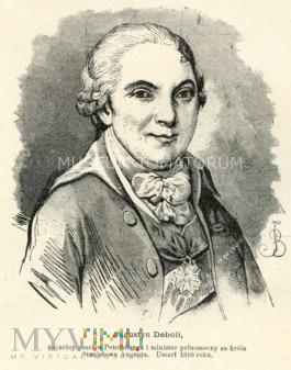 Deboli Augustyn - poseł króla Poniatowskiego w Ros