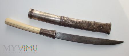 Krótki miecz/nóż birmański Dha
