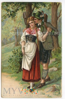 On, Ona i strzelba - 1918