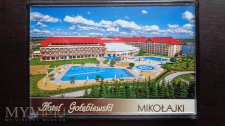 Mikołajki Hotel Gołębiewski