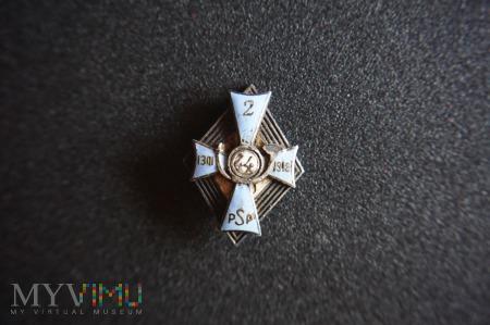 44 Pułk Strzelców Legii Amerykańskiej - miniatura