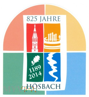 825 Jahre Hosbach