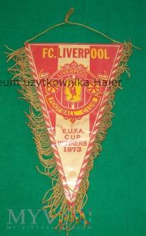 FC. Liverpool FIFA - proporczyk piłka nożna