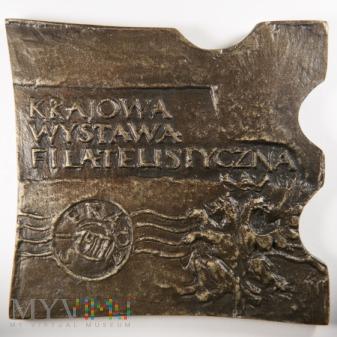 1977 - Krajowa Wystawa Filatelistyczna Sieradz
