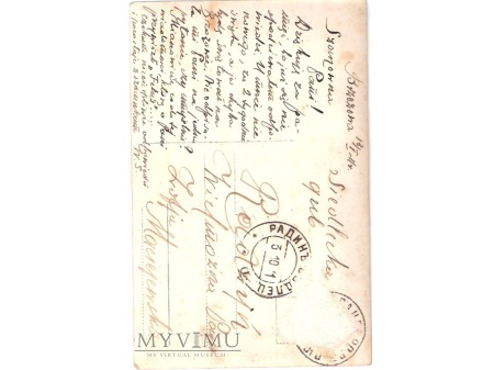 Stara pocztówka nr. 2