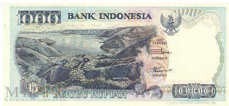 Indonezja - 1 000 rupii (1999)