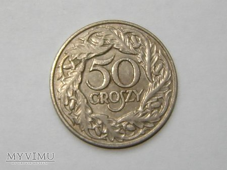 50 groszy Polska