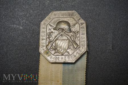 Pamiątkowa odznaka Klubu Weteranów Lauingen
