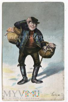 Świnka Szczęścia - 1904