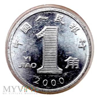 ChRL 1 jiao 2000