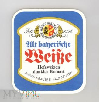 Aktien, Alt Bayerische Weise