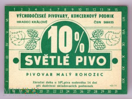 Maly Rohozec 10%