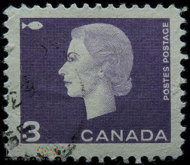 Kanada 3c Elżbieta II