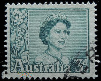 Australia 3d Elżbieta II
