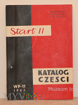 Duże zdjęcie Start II katalog czesci