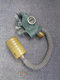 Radziecka maska p.gaz GP-4u.