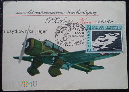 "PZL-23 ""Karaś "" 1936r."