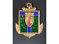 Odznaka Wojskowej Szkoły Łączności - Francja