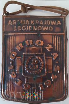 296. OBROŻA 1939-1945 Armia Krajowa Legionowo