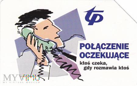 Karta telefoniczna - POŁĄCZENIE OCZEKUJĄCE