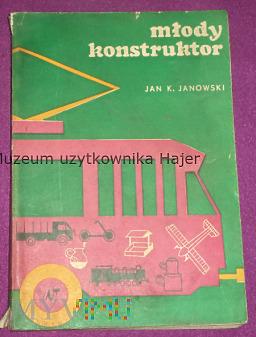 Młody konstruktor - Janowski - 1972