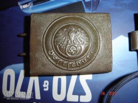 Klamra Postschutz-u