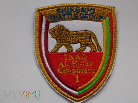 MISJA - IRAK