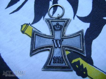 krzyż żelazny