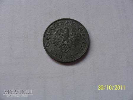 5 REICHSPFENNIG 1940 - MENNICA A - Berlin