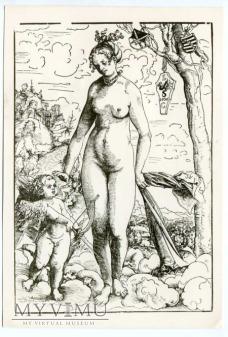 Lucas Cranach - Venus i Amor